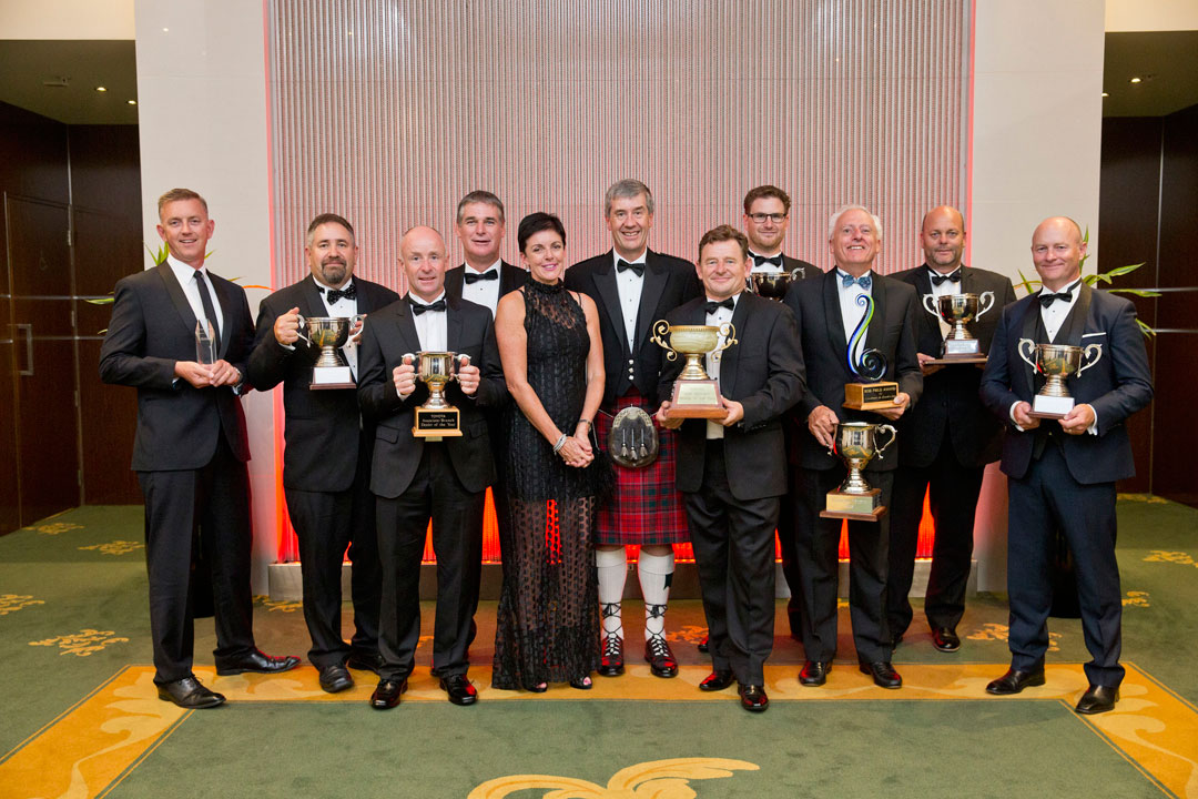 winners from the 2015 toyota dealer awards